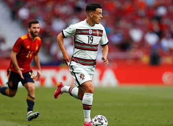 Pedro Gonçalves, meio-campista do Sporting, foi um dos principais jogadores do futebol português na temporada 2020-2021. Além do título nacional, ele terminou a liga com 23 gols em 32 partidas