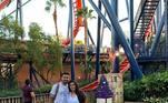 pedro henrique corinthians Busch Gardens Tampa Bay