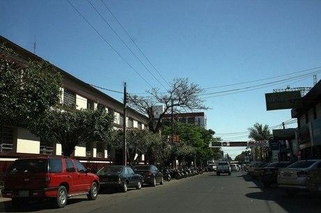Fuga ocorreu na cidade paraguaia de Pedro Juan Caballero