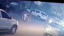 Vídeo mostra execução de quatro pessoas na fronteira com Paraguai