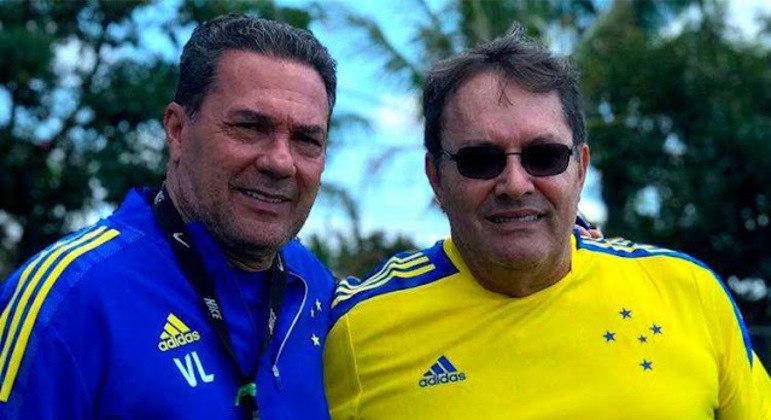 Pedro Lourenço, responsável pelo salário de Luxa, revoltado. 'Não vou salgar carne podre'
