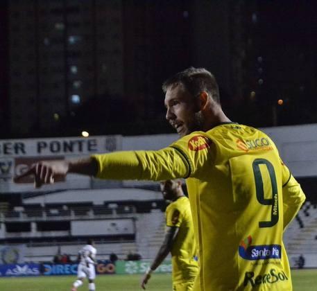 Pedro Lucas: atacante – brasileiro – 22 anos – clube atual: emprestado ao Mirassol pelo Internacional – validade do contrato: emprestado até maio de 2021 – atual valor de mercado: 500 mil euros