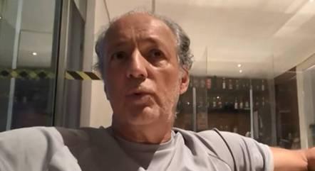 Pedro Magalhães nega ter sido vacinado