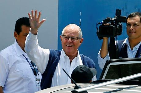 Ex-presidente do Peru está preso por corrupção
