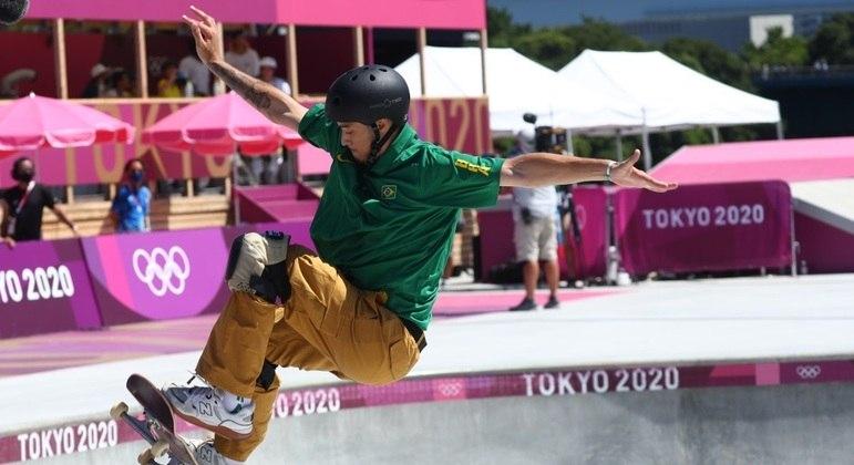 Pedro Quintas é um dos brasileiros garantidos na final do skate park