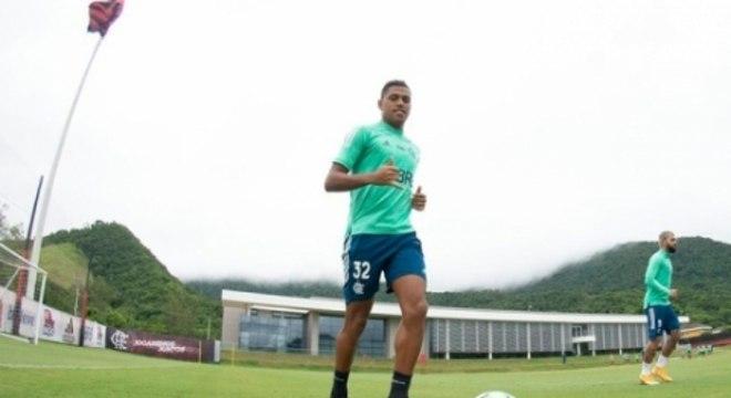 Pedro Rocha - Flamengo