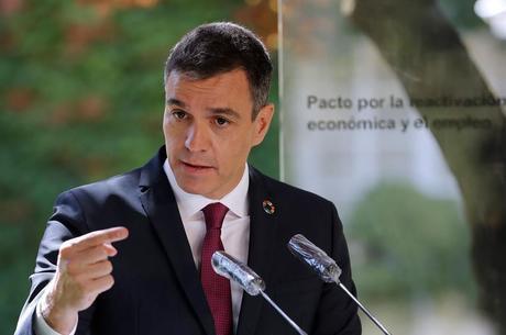 Sánchez publicou nova determinação no Twitter
