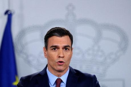 Presidente diz que Espanha superou pico do coronavírus