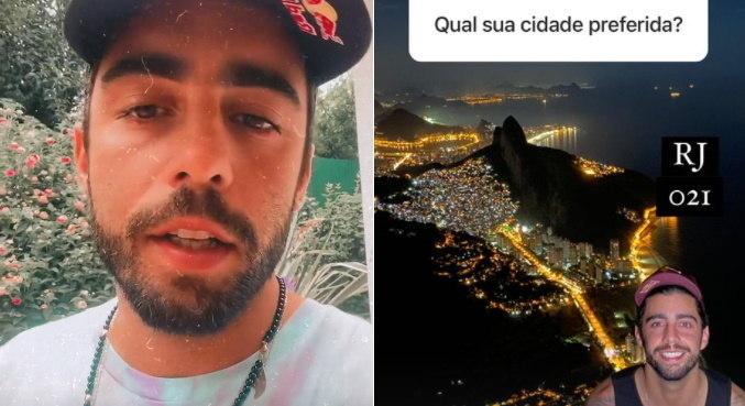 Surfista Pedro Scooby respondeu perguntas de fãs e falou sobre morar em Portugal