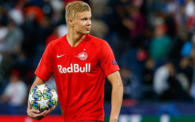Pela Copa da Áustria, o norueguês marcou 4 vezes