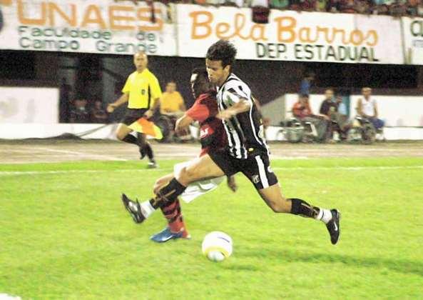 Pela Copa do Brasil 2005, o Flamengo foi eliminado nas oitavas de finais para o Ceará ao ser derrotado em pleno Maracanã. por 2 a 0. No jogo de volta, um empate por 1 a 1 decretou a saída do rubro-negro da competição.