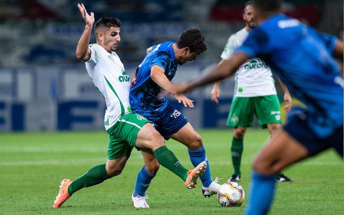 Pela Série B, a quarta terá dois jogos: Sampaio Corrêa x Figueirense (16h) e CRB x Chapecoense (19h15), com transmissão do Premiere.
