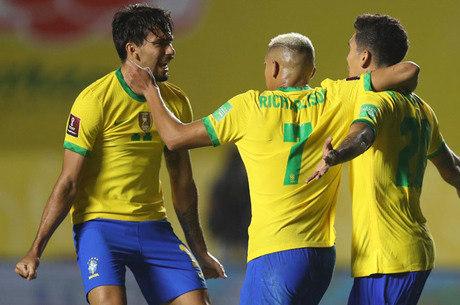 O canal BandSports vai mostrar Uruguai e Brasil nesta terça-feira