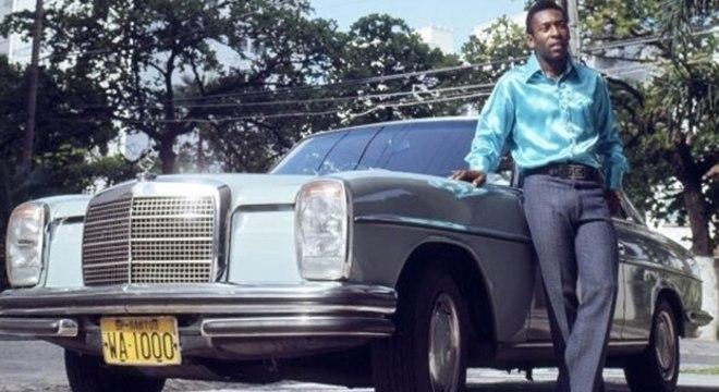 Pelé foi enganado  duas vezes por seus sócios. Daí seus traumas com dinheiro