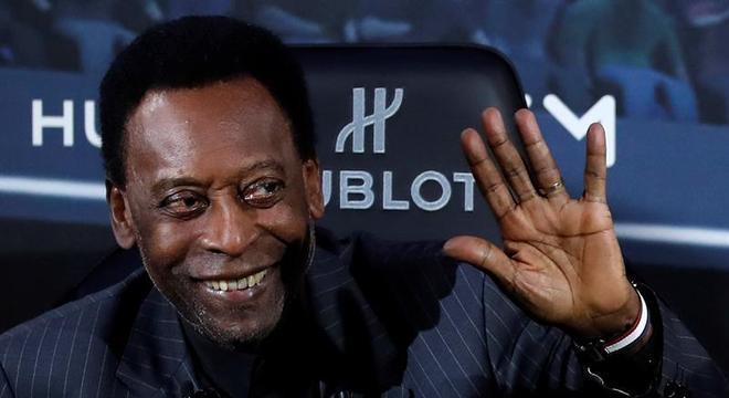 Assessor diz que Pelé se recuperará em pouco tempo