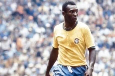 No elenco, Pelé não jogou o 1º Brasil x Bélgica
