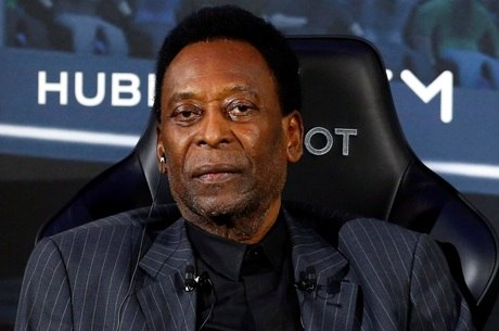 Pelé agradeceu às manifestações de carinho