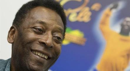 Pelé não atuou na Copa do Mundo de 74