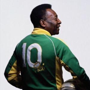 Nas redes, Pelé disse que está bem