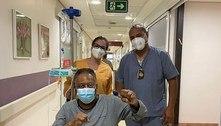 Pelé comemora recuperação e agradece por carinho recebido