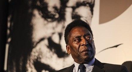 Pelé completará 81 anos em outubro