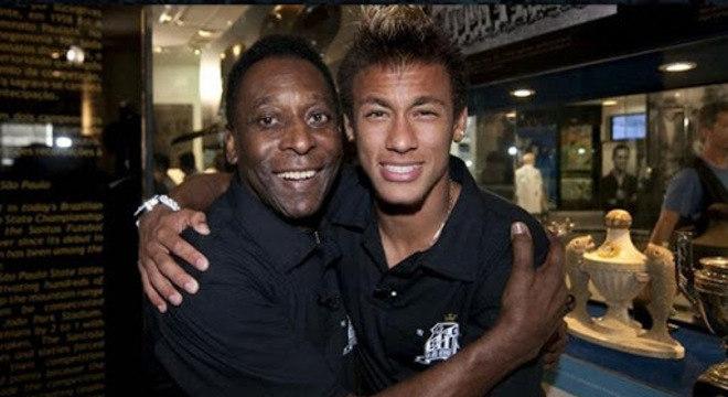 Neymar repete Pelé. Omissão nas questões sociais. ídolos egocêntricos