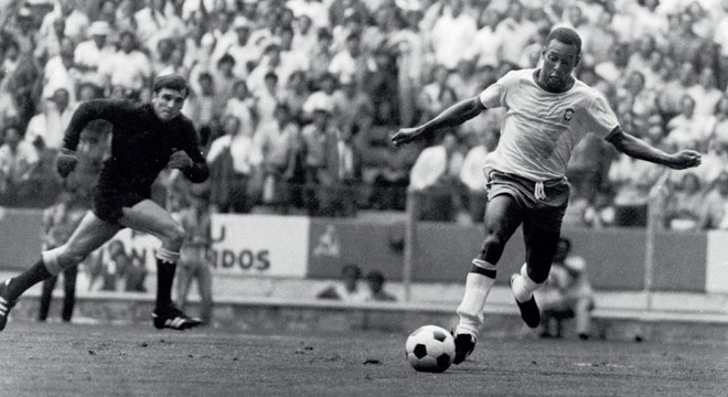 O drible de Pelé em Mazurkiewicz