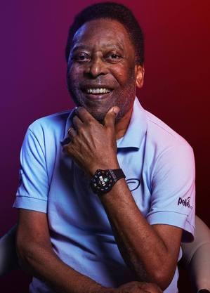 Pelé completará 81 anos no próximo 23 de outubro