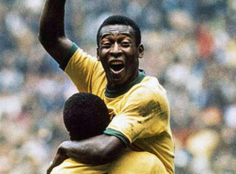 Para site inglês, Pelé, o Atleta do Século 20, foi 'beneficiado pelas circunstâncias'