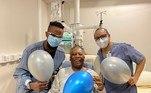 Pelé, hospital 2021,