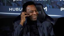 Pelé fará leilão com itens de CR7, Neymar e até Justin Timberlake