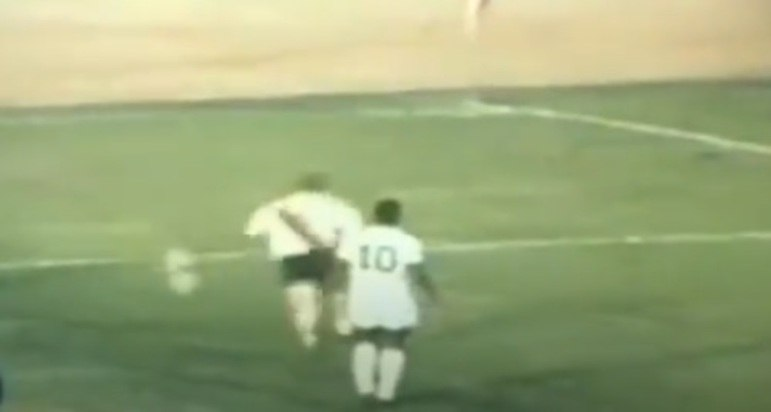 Pelé marcou sete gols no Rriver Plate e Napoli