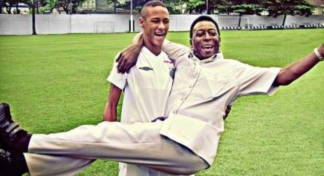 Pelé perdeu grande chance de mostrar os erros de Neymar na Rússia