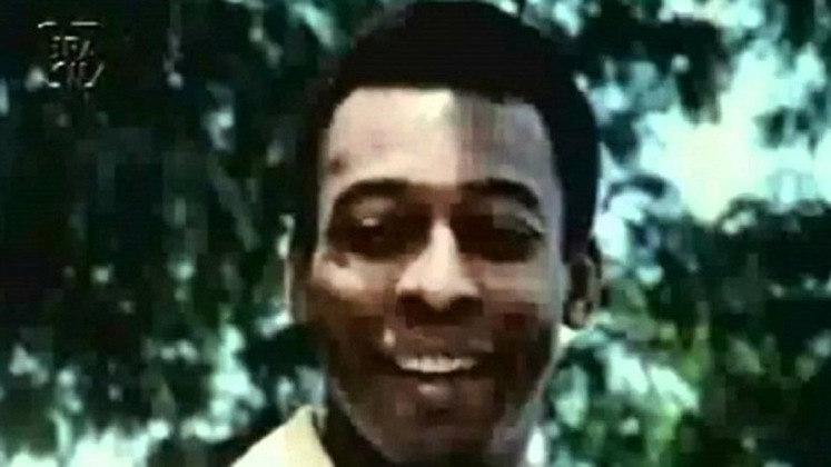 Pelé também foi ator. Participou de filmes como