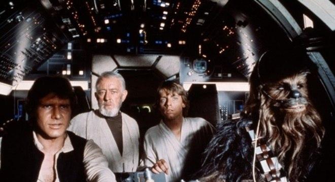 Pelo menos nove filmes de Star Wars estão em desenvolvimento