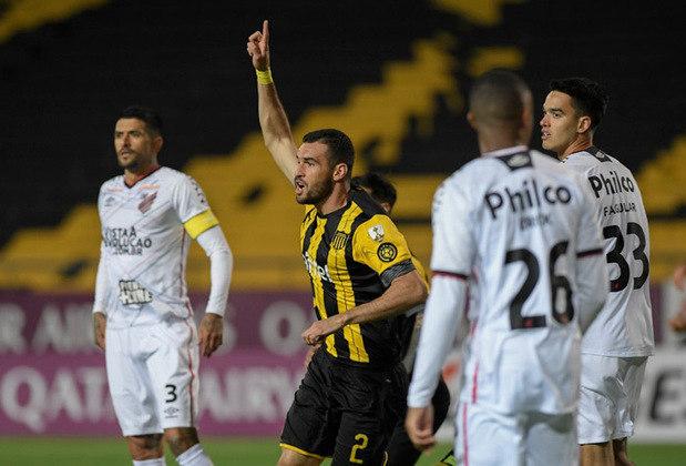 PENÃROL (URU) – O time do Uruguai está no pote 1 do sorteio da segunda fase da Sul-Americana e chega para disputar o torneio após ter sido eliminado da Libertadores, ficando em terceiro lugar no grupo C.
