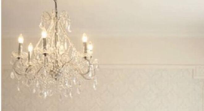 pendente para quarto de casal com estilo candelabro