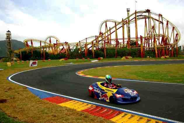 Penha, em Santa Catarina, chegou a planejar uma etapa de Fórmula 1, o GP do Mercosul. Seria a segunda corrida da categoria em solo brasileiro