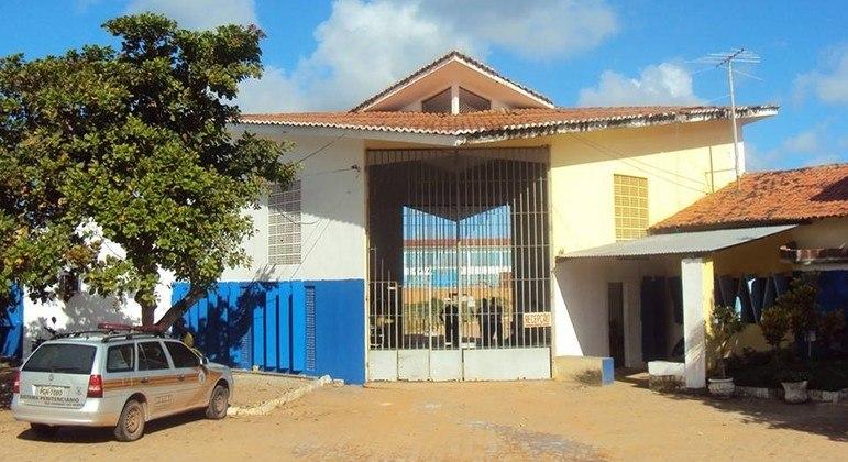 Doze detentos fugiram da Penitenciária Estadual de Alcaçuz