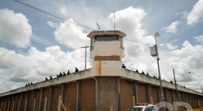 Penitenciária Central do Estado, PCE