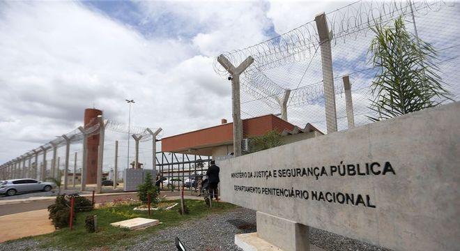 Cúpula de facção paulista cumpre pena em penitenciária federal de Brasília