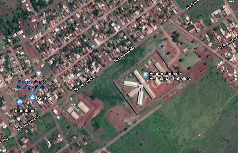 Penitenciária Regional de Pedro Juan Caballero