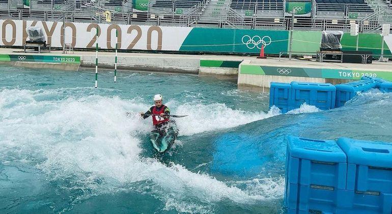 Pepê Gonçalves sonha com a sua primeira medalha olímpica na carreira
