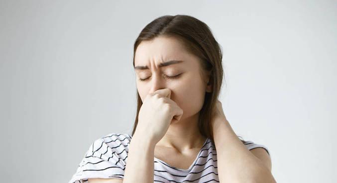 A perda de olfato é um sintoma mais comum de covid entre 15 e 59 anos