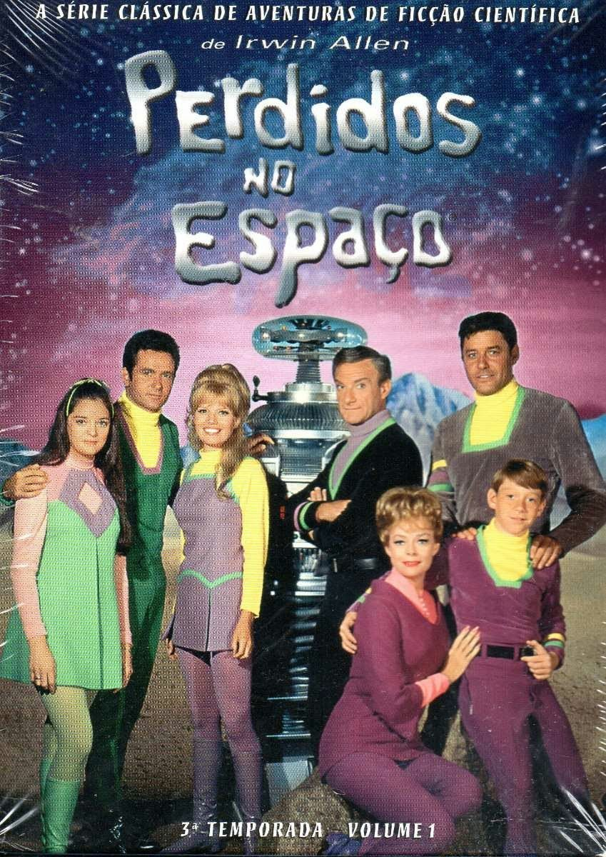 Série 'Perdidos no Espaço' fez bastante sucesso