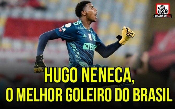 Peredão rubro-negro: Hugo Souza, o Neneca, ganha memes e é enaltecido por flamenguistas após vitória sobre o Athletico Paranaense