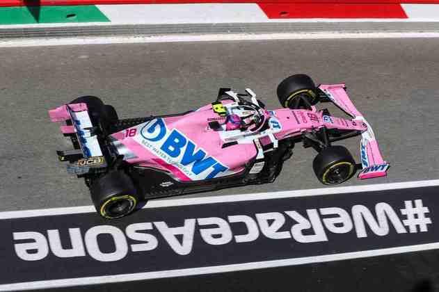 Pérez larga na sétima posição no GP da Toscana