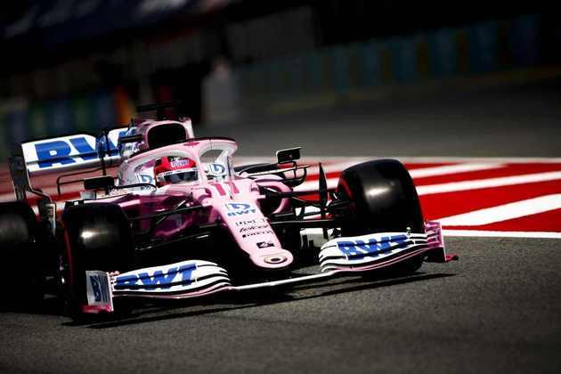 Pérez perdeu as duas últimas corridas da temporada após contrair coronavírus