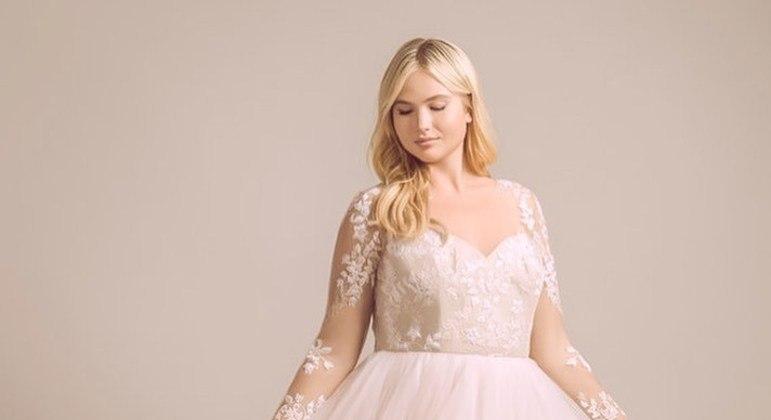 Perfis de vestido de noiva no IG