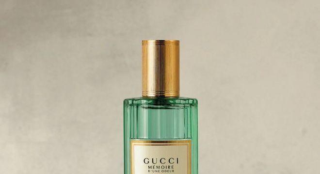 Perfume Memoire d'une Odeur, da Gucci